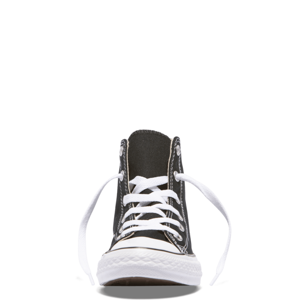 Chuck Taylor All Star Junior High Top Black front