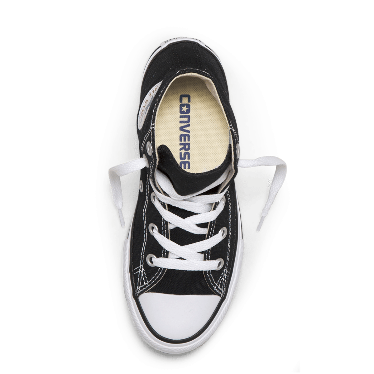 Chuck Taylor All Star Junior High Top Black top