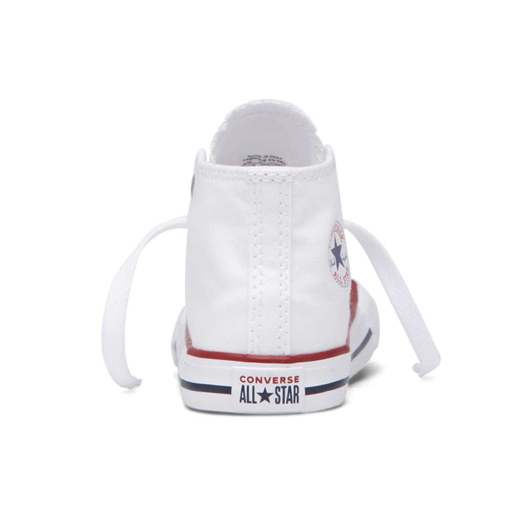 CHUCK TAYLOR ALL STAR TODDLER HIGH TOP WHITE