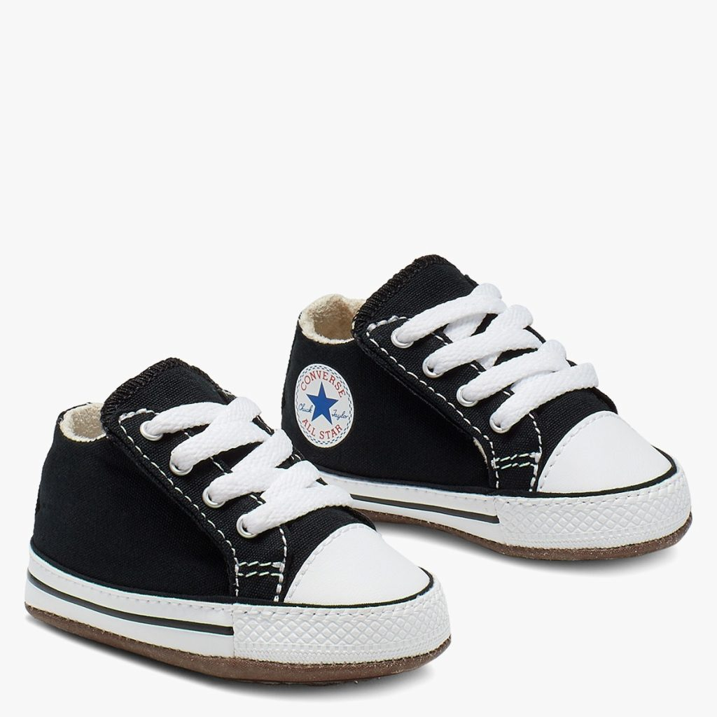 Converse Chuck Taylor all star baby black sneakers