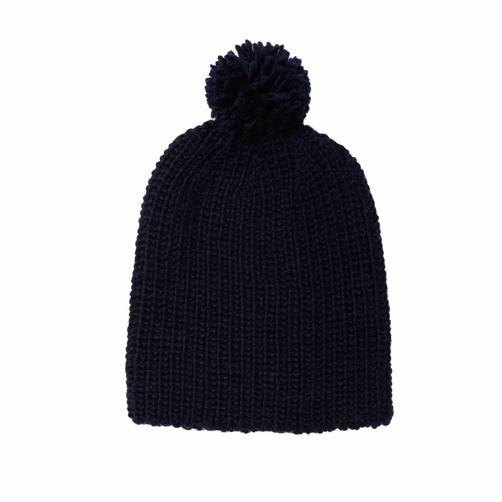 Acorn Kids Campside Beanie Lifestyle Navy Color