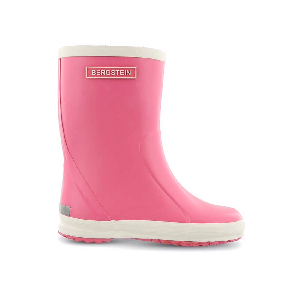 Bergstein Gumboots Pink side