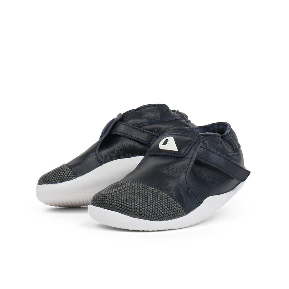Bobux Xplorer Origin Navy Step Up Sneaker Pair