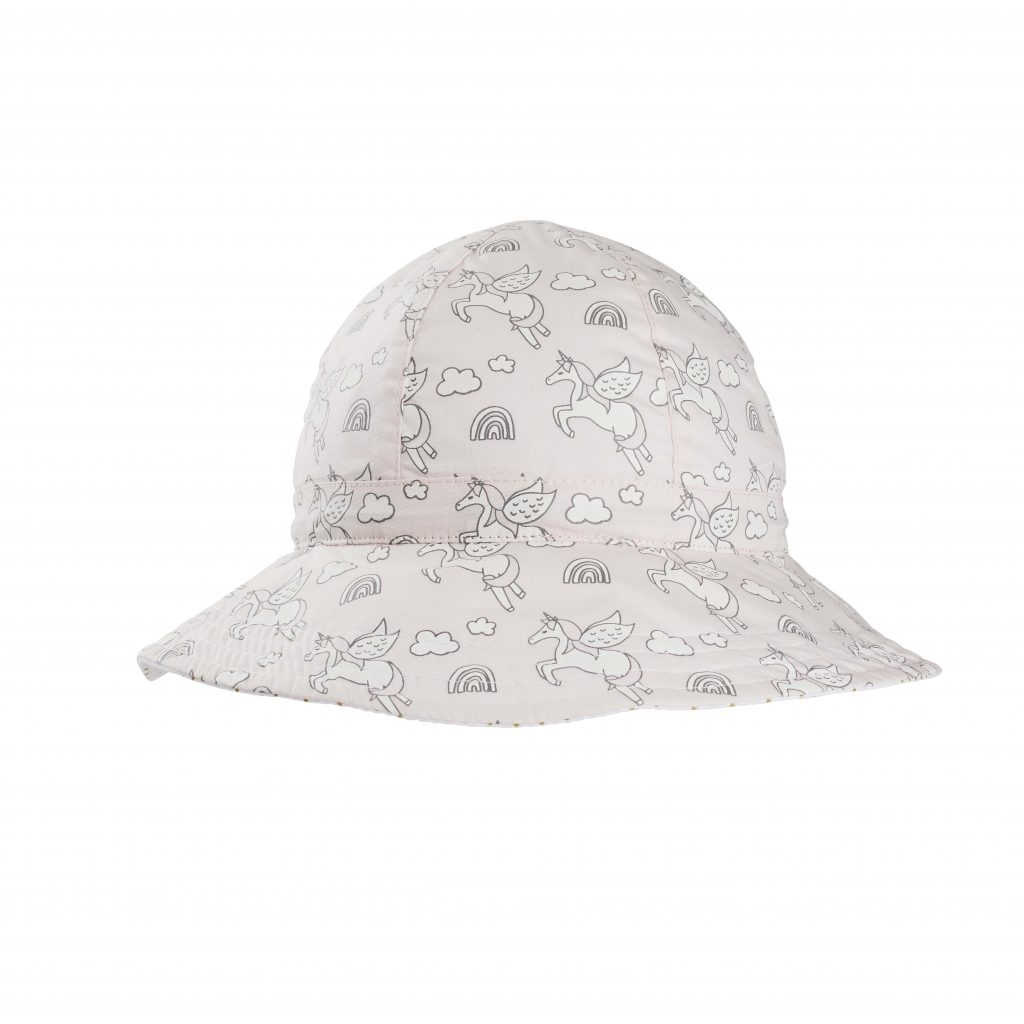 Acorn Unicorns Floppy Hat | Camino Kids AU