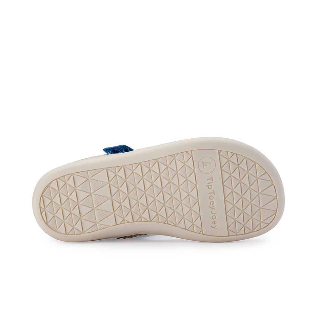 Little Seaside Sandals - Denim Espadrille sole