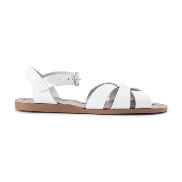 Saltwater Sandals Originals White | Camino Kids AU