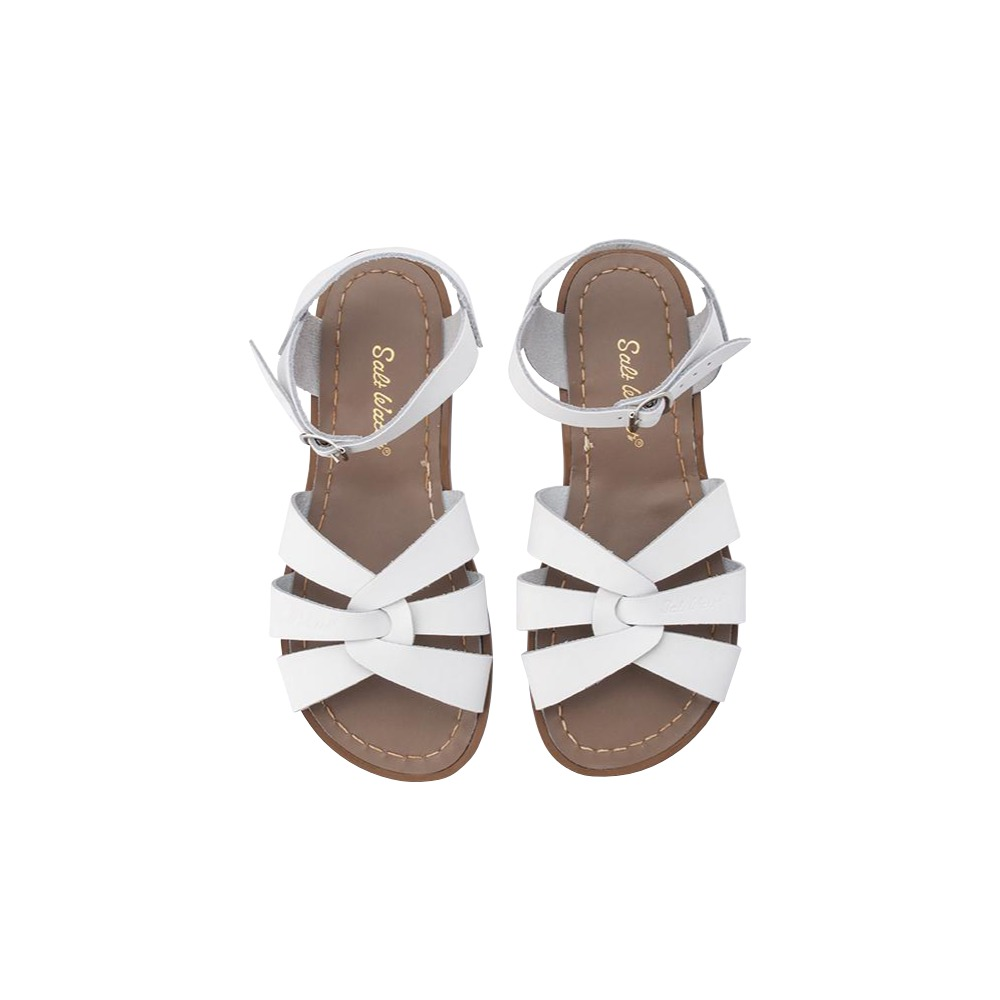 Saltwater Original Sandals - White