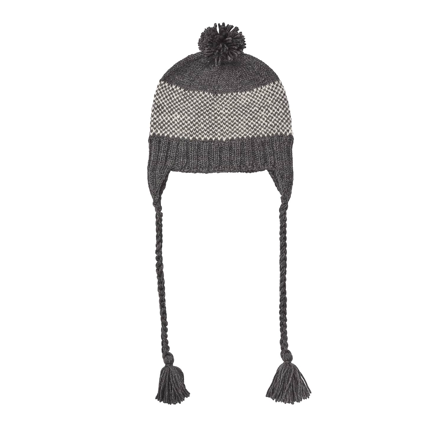 Acorn Kids Secret Garden Beanie Charcoal