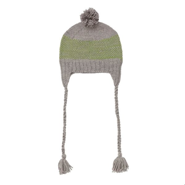 Acorn Kids Secret Garden Beanie Grey