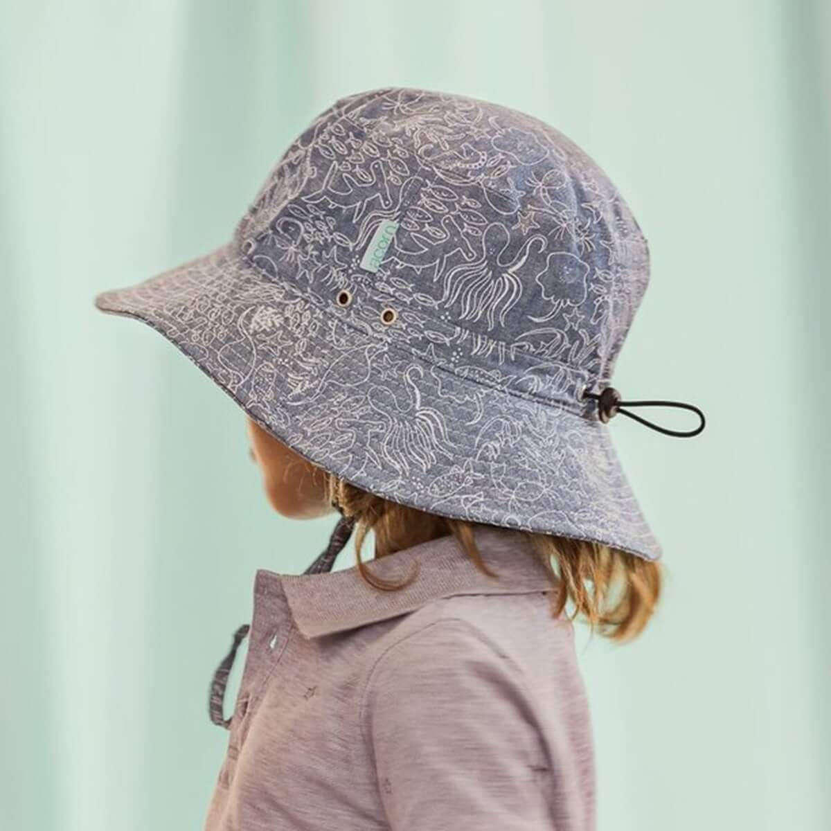 Acorn Kids Under the Sea Hat