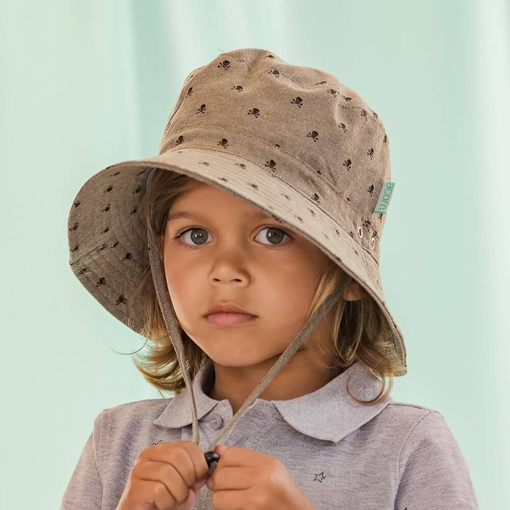 Acorn Pirate Bucket Hat