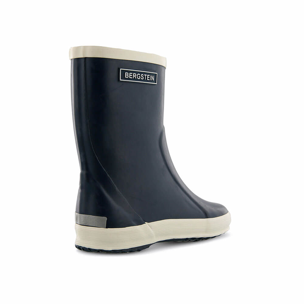 gumboots navy back right