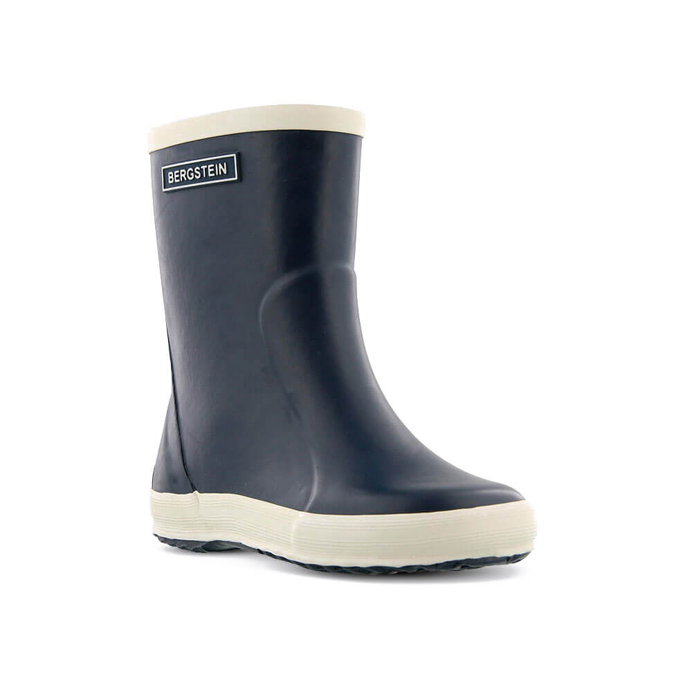 gumboots navy front right