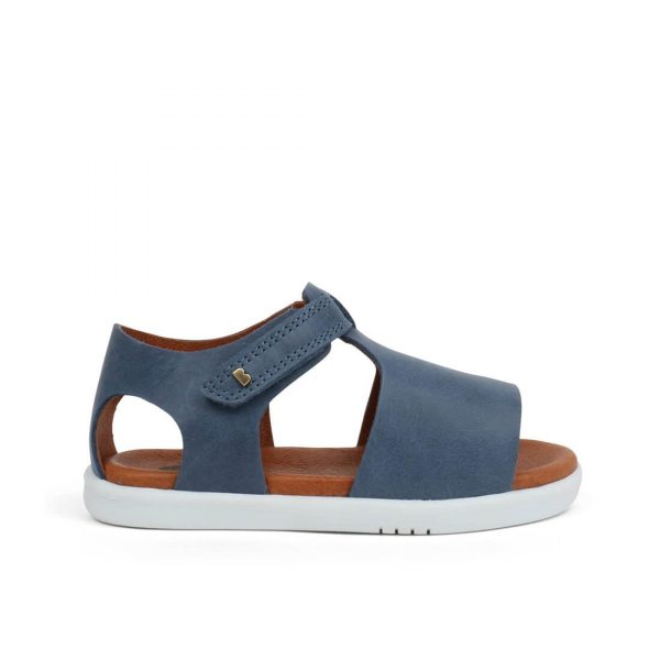 Bobux I-Walk Mirror Sandal - Denim