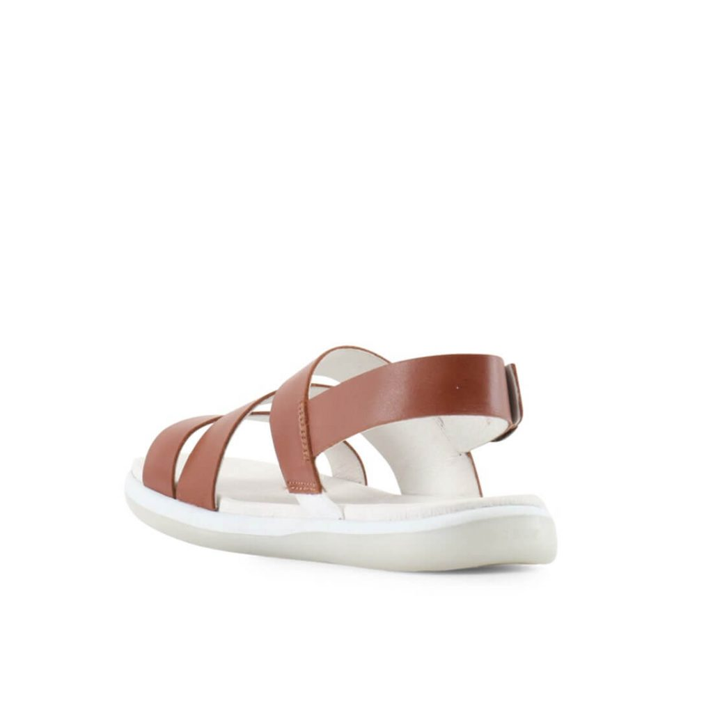 Bobux Kid+ Trojan Sandal - Chestnut (Brown)