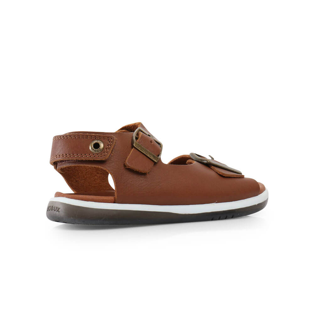 Bobux Soul Sandal - Toffee back right