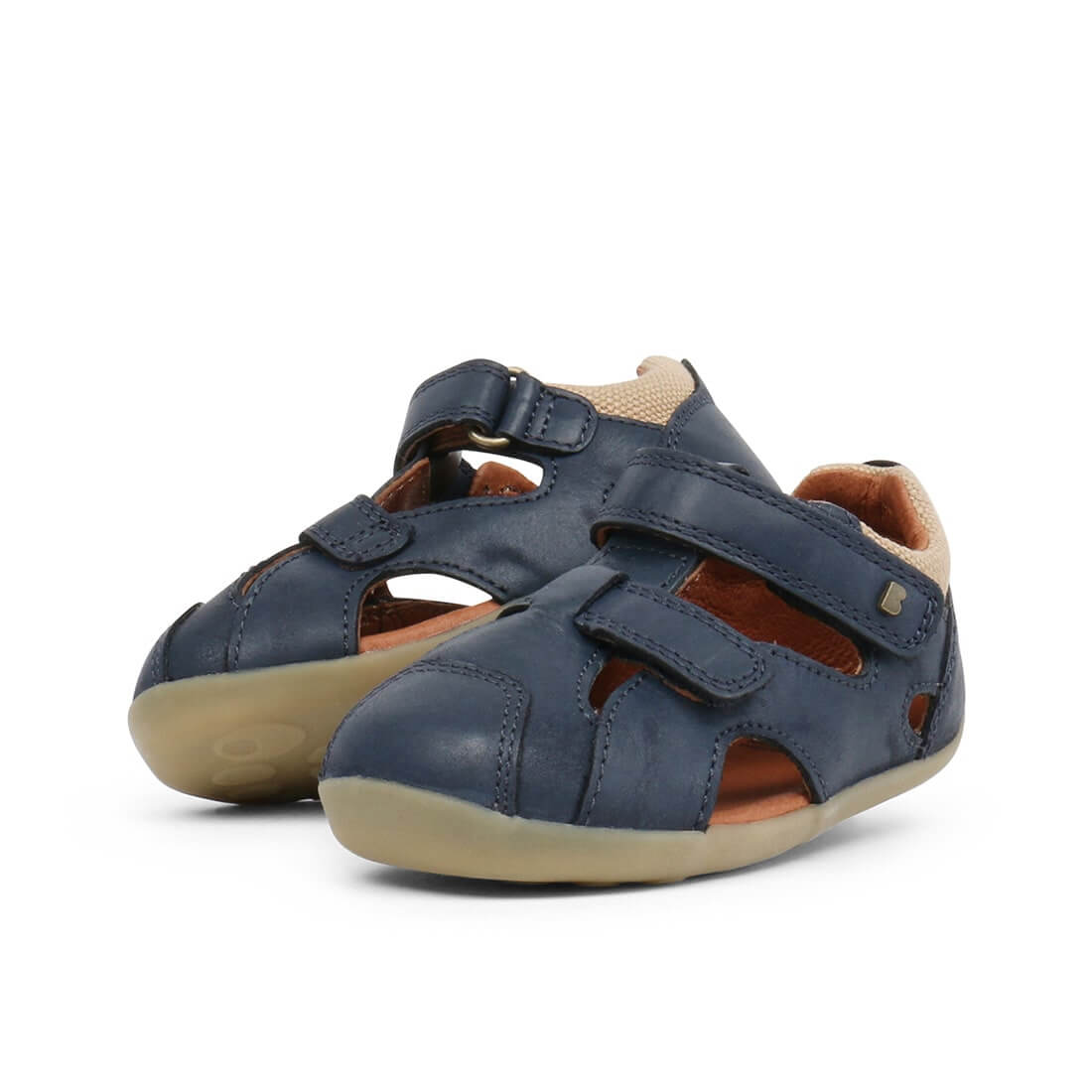 Bobux Step-Up Chase Sandal - Navy