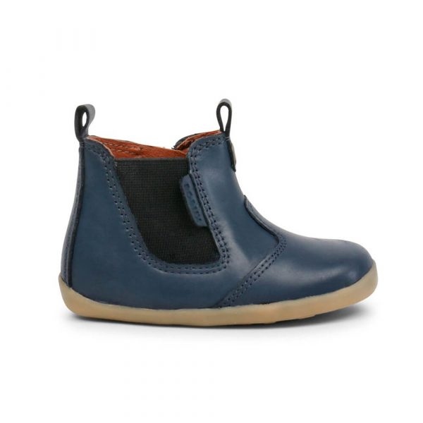 Bobux Jodphur Step Up Boots – Navy side
