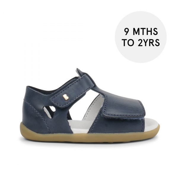 Bobux Step-Up Mirror Sandal - Navy