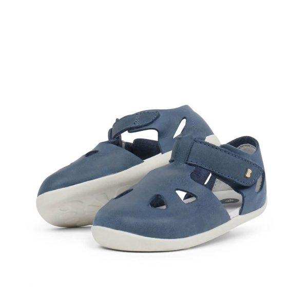 Bobux Step-Up Zap Sandal - Denim