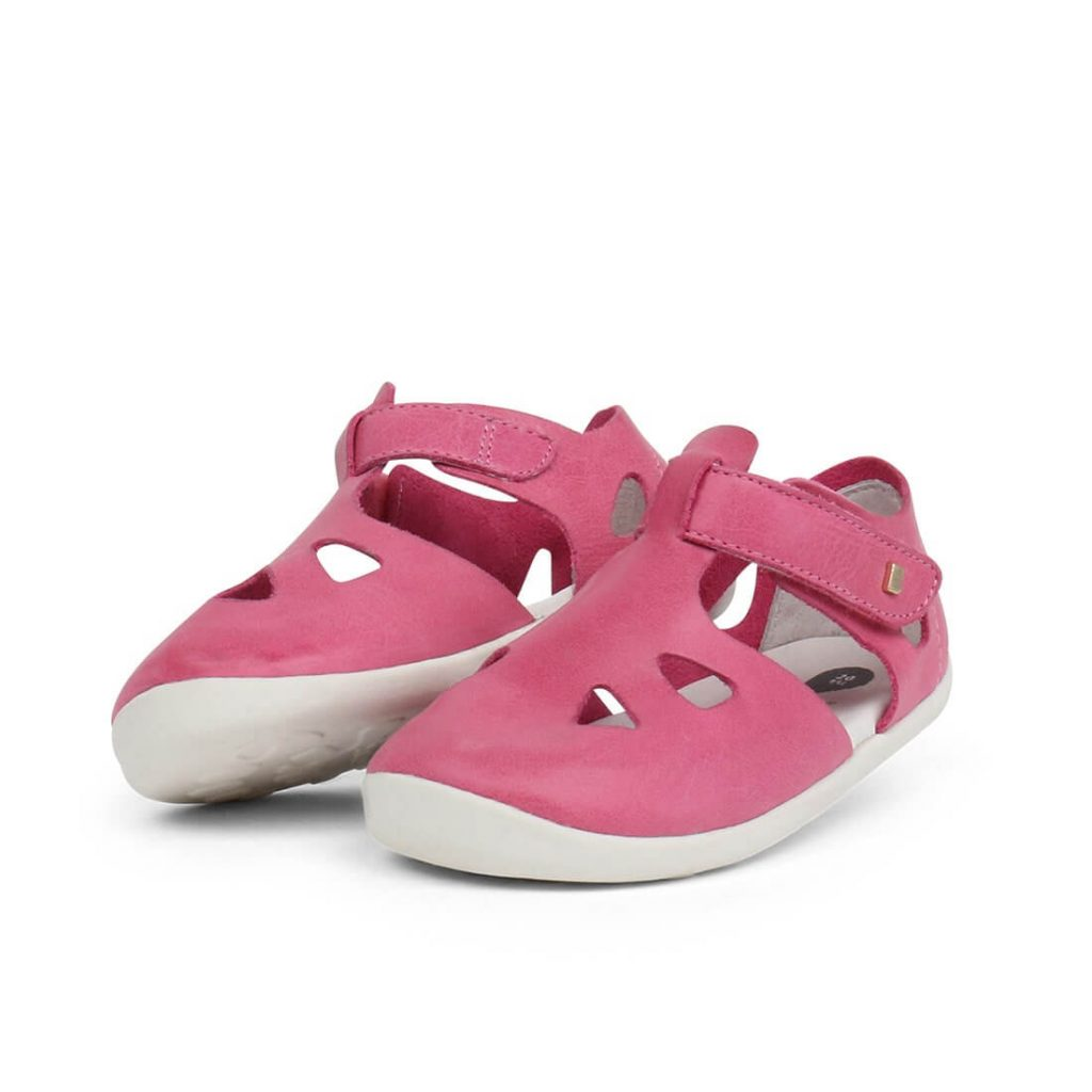 Bobux Step-Up Zap Sandal - Pink