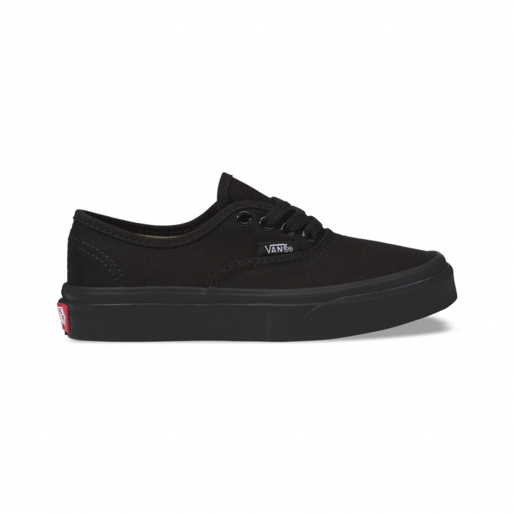 Vans Authentic kids Black/white