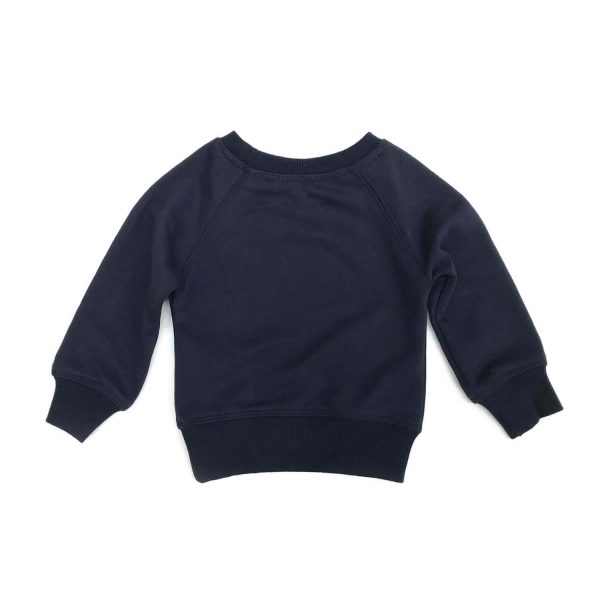 Casa Kids Navy Baby Jumper Back