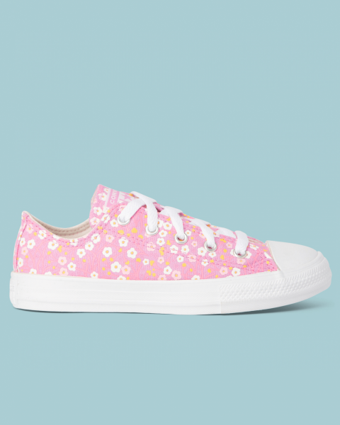PEONY PINK Chuck Taylor all star