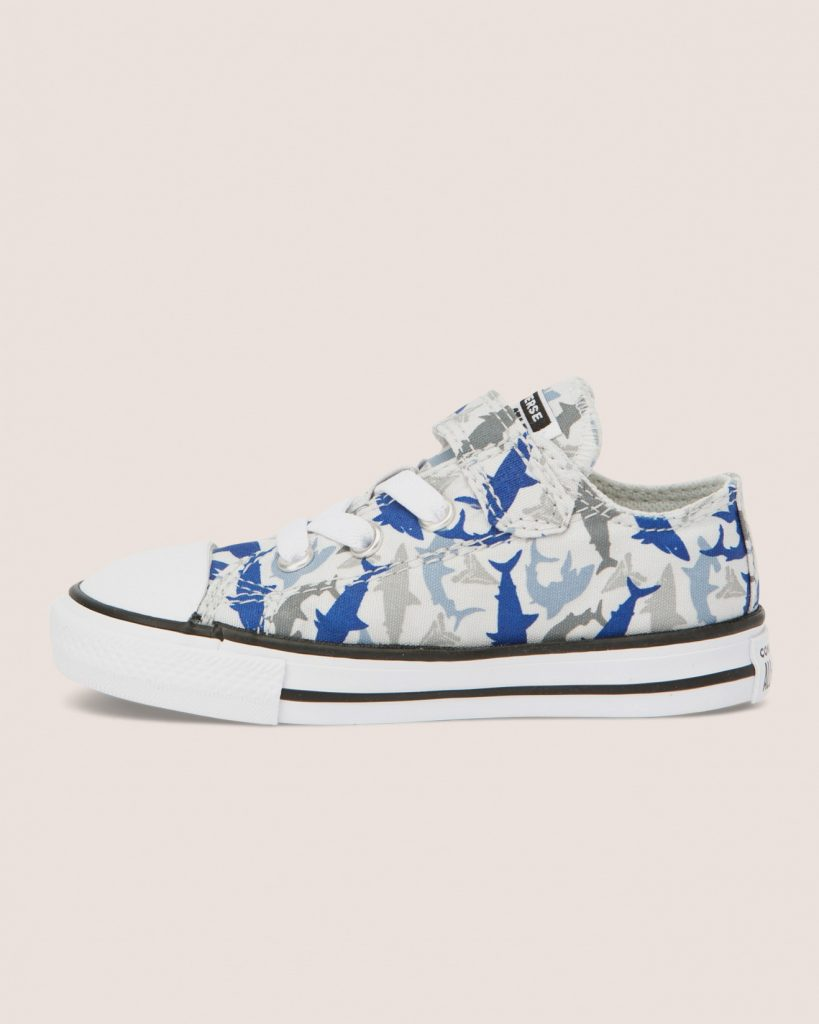 Chuck Taylor All Star Shark Bite 1V Low Top Photon Dust