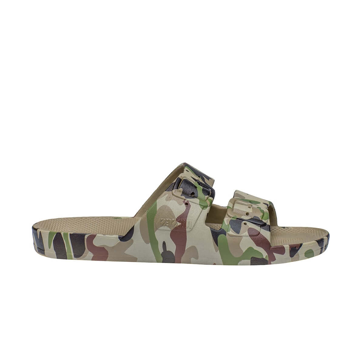 Freedom Moses Sandals Army K Side