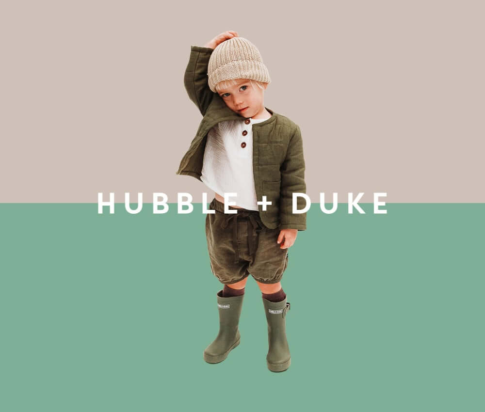 Hubble and Duke Gumboots - Available Now