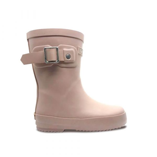Hubble & Duke Gumboots Powder Pink side