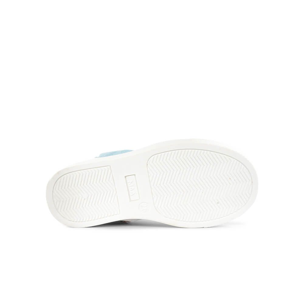 Bauta White/Navy Sneaker sole
