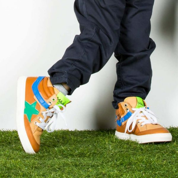 Fort Myers Star Sneaker lifestyle 1