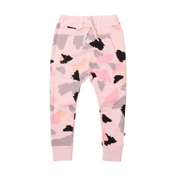 Milk and Masuki Girls Trackies Colourdrift