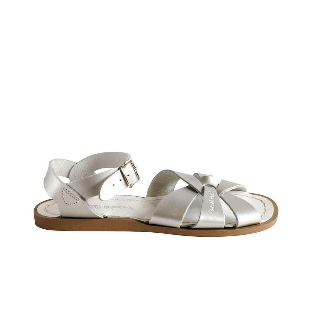 Original Saltwater Sandals – Silver Side