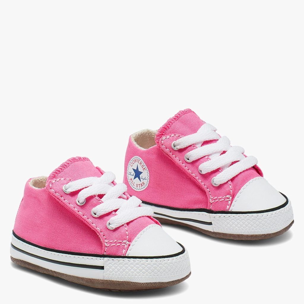 Converse Chuck Taylor all star baby pink sneakers