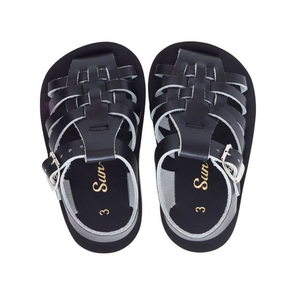 Sun San Sailor Sandals – Navy Top