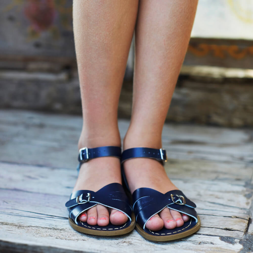 Original Sandals – Navy Lifestyle 1