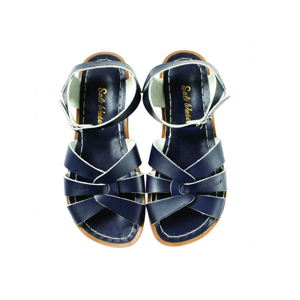 Original Sandals – Navy Top