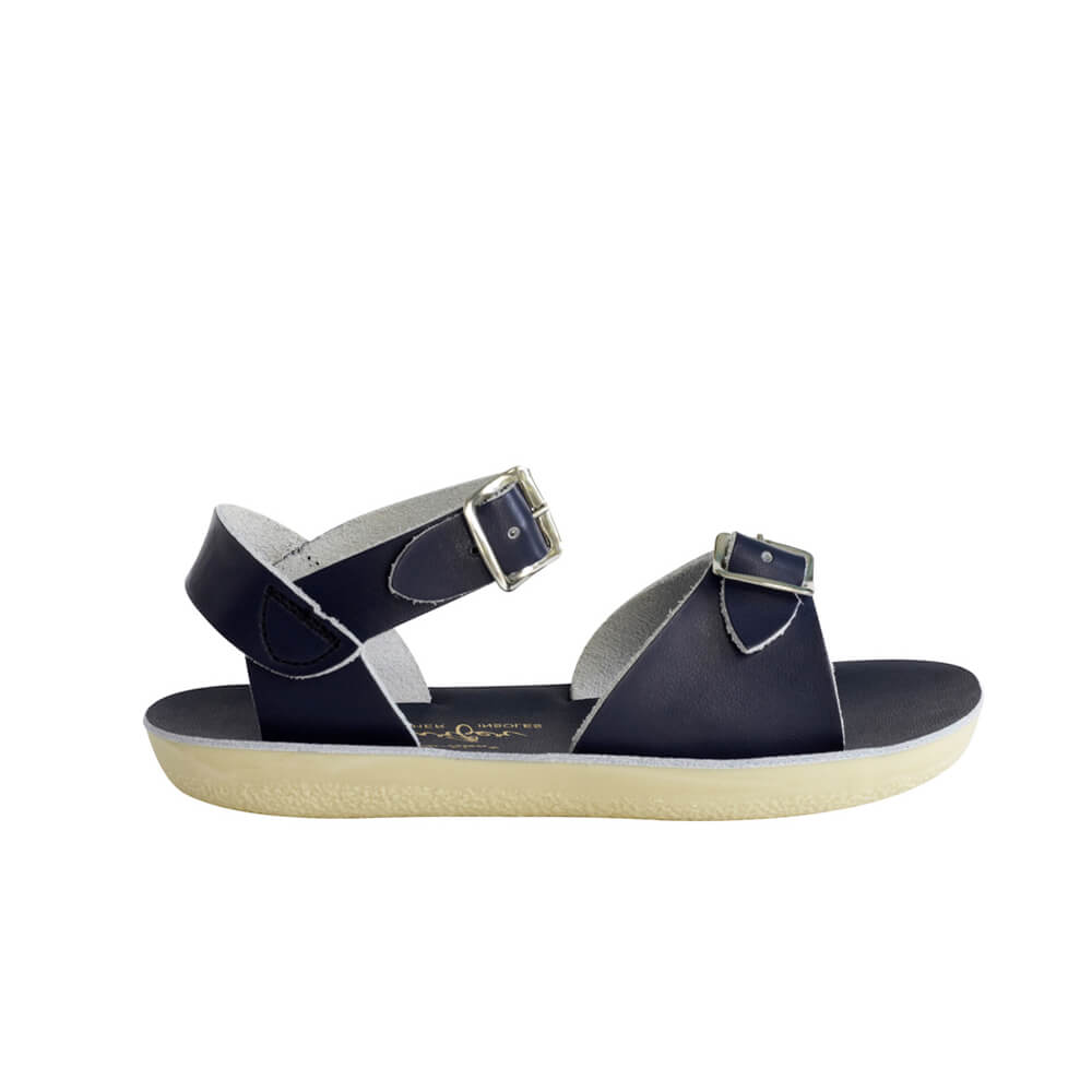 Sun-San Surfer Sandals – Navy Side