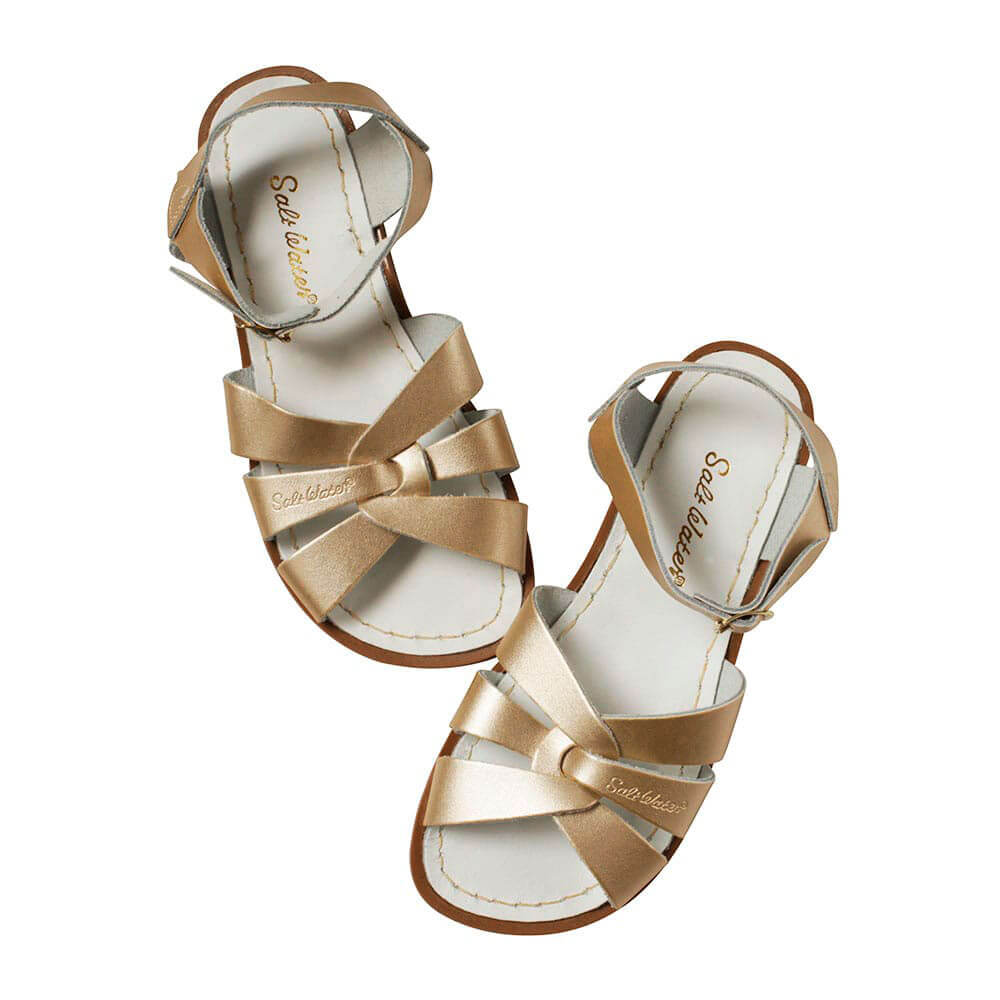 Original Sandals – Gold Top Angle