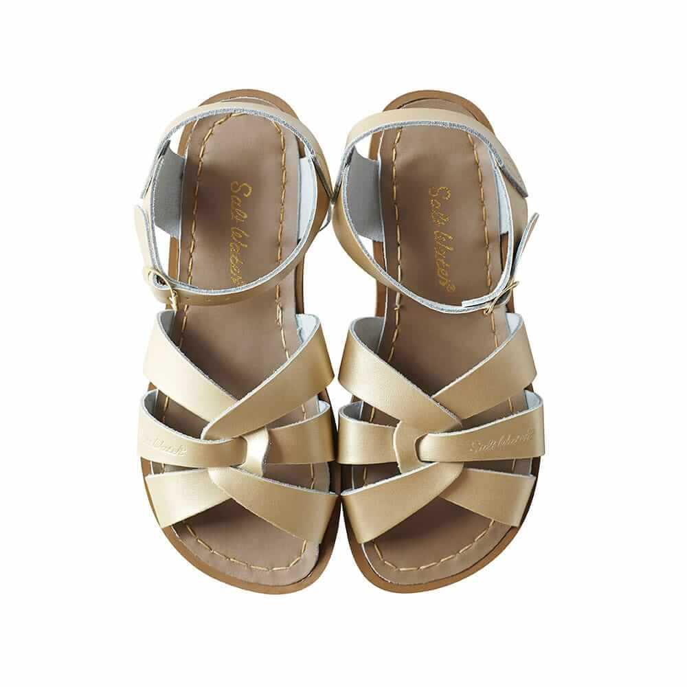 Original Sandals – Gold Top