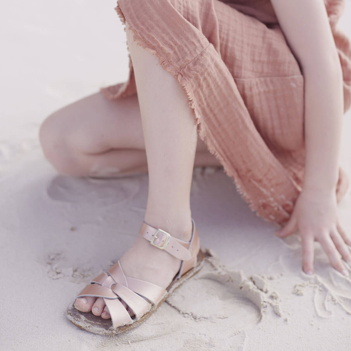 Sandals Original Rose Gold