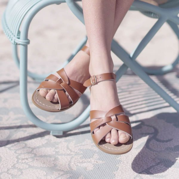Saltwater Sandals Original - Tan (Baby, Kids & Youth)