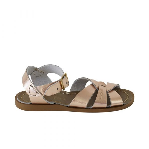Original Sandals – Rose Gold Side