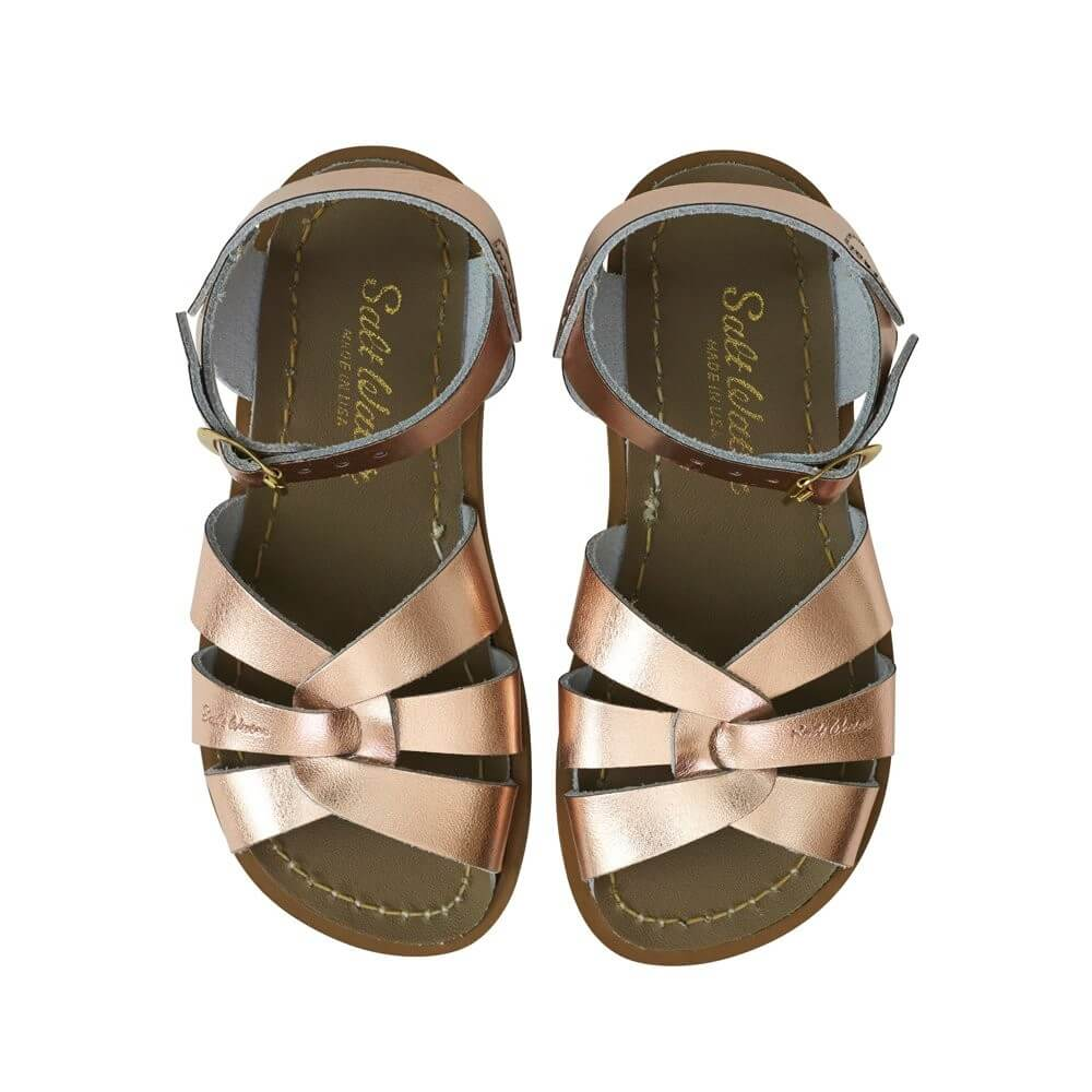Original Sandals – Rose Gold Top