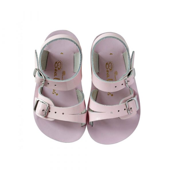 Sun-San Sea Wee Sandals – Shiny Pink Top