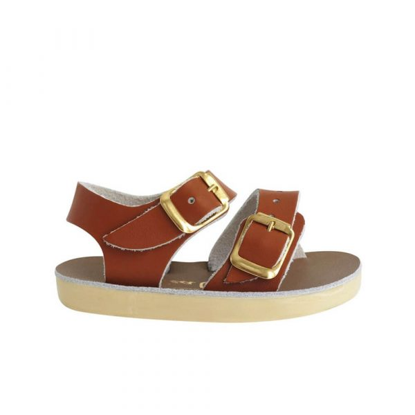 Sun-San Sea Wee Sandals – Tan Side