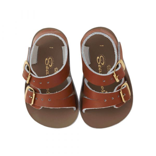 Sun-San Sea Wee Sandals – Tan Top